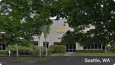 ASC's Offices in Seattle Washington
