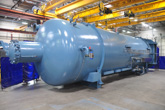 The Econoclave is an energy efficient aerospace autoclave