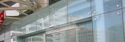 Autoclaved materials used in the glass laminating industries