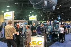 ASC Exhibited at SAMPE 2018