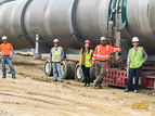 ASC delivers two 150 ft. Long AAC Concrete Curing Autoclave to customer in Georgia