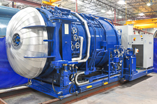 ASC Nuclear Material Process Autoclave