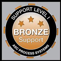 Bronze Support